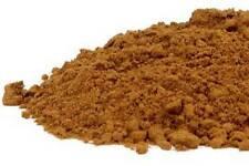 Sassafras Bark Powder (Sassafras albidum) Wildharvested, 1 oz.
