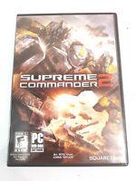 Supreme Commander 2 (PC, 2010) w/ Manual