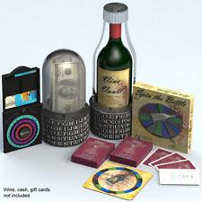 Gift Puzzle Brain Teaser Set, Escape Room Puzzles
