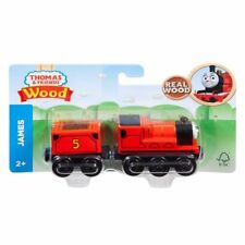 JAMES Thomas Tank Engine & Friends WOODEN Railway BRAND NEW Wood Train