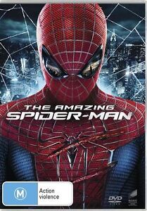 The Amazing Spider-Man 1 and 2 DVD
