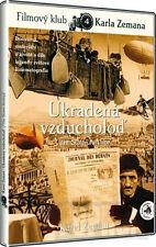 The Stolen Airship '67 Czech Karel Zeman classic fantasy English subs dvd New
