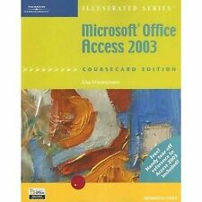 Microsoft Office Access 2003, Illustrated Introductory, CourseCard Edition (Ill