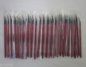 SMASHBOX Wholesale Lot of 50 * ARCED LINER BRUSH #21 * Eyeliner Lining $1000 NEW