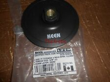 "Keen Abrasives 5"" Gripper Pad For Nonwoven SCD Discs 5/8"" X 11 Thread"