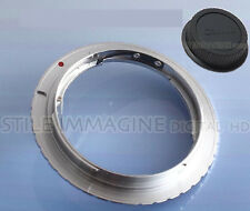 ADAPTER RING OBJECTIVE PENTAX K AT BODY CANON EOS RING compatible 100%