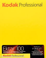 KODAK EKTAR 100 4x5in (5x4) CHEAP COLOUR PRINT FILM (10 sheets) - 1st Class Post