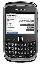 Great RIM Blackberry 9330 Curve 3G Cell Phone Sprint PCS Smartphone