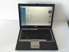 Dell Laptop Latitude D620 Core 2 Duo 1.8 4GB WIFI DVD/CDRW Notebook Vista COA XP