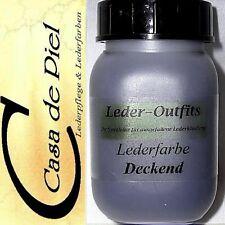 CDP NAPPALEDER Lederfarbe Glattleder Leder färben 1ltr -1000ml - Schwarz