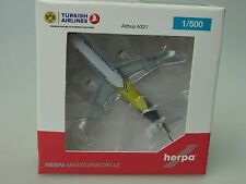 Herpa Wings A 321 Turkish Airlines BVB 09 Borussia Dortmund - 528825 - 1:500