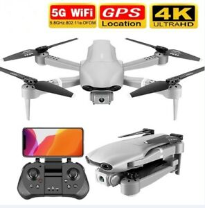 GPS Drone 1080P HD Professional Camera Wide Angle 5G WiFi RC Quadcopter Foldable