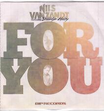 Nils Van Zandt-For You Promo cd single