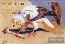 Guinée-bissau Bloc 325 neuf avec gomme originale 2001 Oiseaux