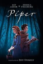 Asher Jay/ Freeburg Jessica...-Piper  BOOK NEW