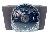 WWE SmackDown vs. Raw 2011 (Sony PSP, 2010)