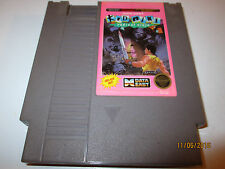 NES NINTENDO GAME KID NIKI  RADICAL NINJA  CARTRIDGE ONLY