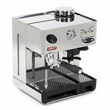 LELIT Anita PL042TEMD Italian Espresso Machine with Grinder 220V - Made in Italy