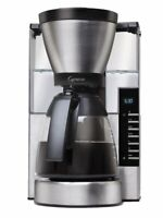 Capresso MG900 10-Cup Rapid Brew Coffee Maker with Glass Carafe - Refurbished