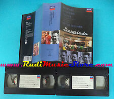 VHS Mozart COSI' FAN TUTTE Peter Sellars Larson Felty Kelley (CL1) no cd dvd lp