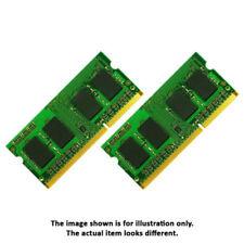 Toshiba DDR3 SDRAM Computer Memory (RAM) with 2 Modules