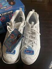 Skechers Shape Ups Womens #11800 White Sz 10 Walking Exercise Shoes NWT