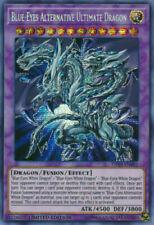 Blue-Eyes Alternative Ultimate Dragon  - TN19-EN001 -  Near Mint - Free Shipping