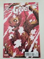 GROOT #4 (2015) MARVEL COMICS GUARDIANS OF THE GALAXY 1ST APPEARANCE BABY GROOT!