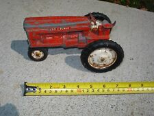 Vintage Tru Scale Tractor, Farm Implement Toy, Cast Collectable