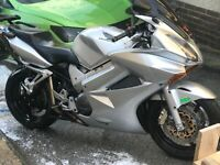 HONDA VFR 800 VTEC 2003 LOW MILEAGE ABS. LOW RESERVE
