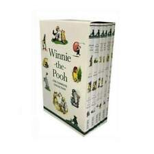Winnie the Pooh The Complete Fiction Collection 6 Books Box Set By A. A. Milne