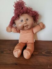 2005 Cabbage Patch Xavier Roberts Signature African American Reddish Hair Doll