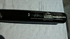2019 Harold Baines Hall of Fame Cooperstown Induction Bat 1/500 White Sox