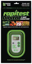 Luster Leaf 1835 Digital 3-Way Soil Analyzer