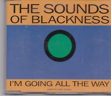 The Sounds Of Blackness-Im Going All The Way cd maxi single