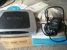 2Wire DSL xDSL MODEM 2700HG-B 4-Port 10/100 Wireless G Router (2700HGB) + extras