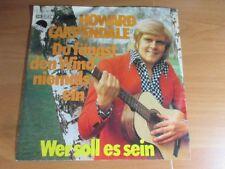 70er Jahre - Howard Carpendale - Du fängst den Wind niemals ein