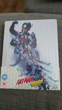 Ant-Man And The Wasp 3D AND STANDARD BLU RAY Steelbook ( AntMan )