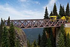 Kibri 39702 - H0 Ponte in acciaio Truss singola Traccia