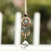 Hanging Rainbow Maker Dream Suncatcher Crystal Ball Prisms Drops Pendants 20mm