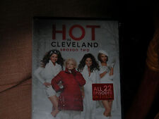 HOT IN CLEVELAND SEASON 2 (DVD, 2011, 3-Disc Set) NEW