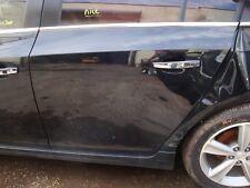 2012-16 Chevy Cruze RS Driver Left Rear Door Assembly Black Paint Code GAR