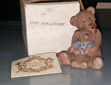 Martha Holcombe All God's Children Figurine Moe & Pokey # 1552