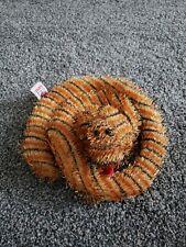 """Ganz Stuffed Animal 41"""" Plush Toy Tiger Snake"""