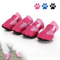 Waterproof Shoes Anti Slip Unisex Pet Dog Protective Rain Boots  Sock