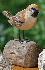 Bewegungsmelder Vogel Garten DEKO Dekoration Vogelgezwitscher Vögel