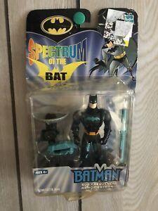 Spectrum Of The Bat BATMAN Sub Frequency Armor Batman Action Figure Sealed
