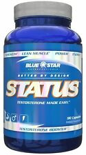 Blue Star Status Pharmaceutical Grade Testosterone High Potency Newest Formula