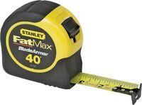 """Stanley Fatmax 40' Tape Measure #33-740  1 1/4""""X40FT  Fast Shipping!!!"""