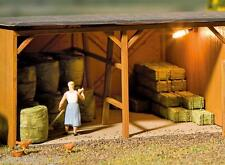 20 Hay Balls, Faller Model Building Kit Miniatures H0 (1:87), Item 180907